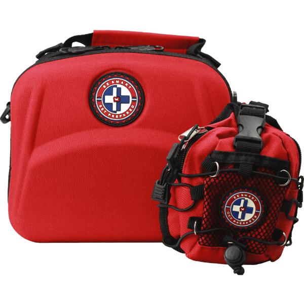 397 Piece First Aid Kit + BONUS Mini First Aid Kit