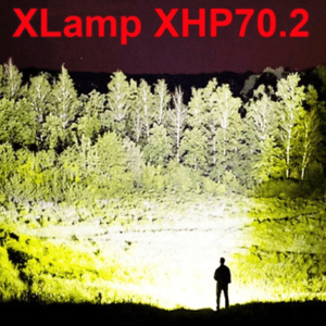 90000 Lumens XHP70.2 Most Powerful Flashlight, XHP 50 D