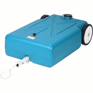Barker 30-Gallon Tote-Along (31342) RV Portable Waste Tank