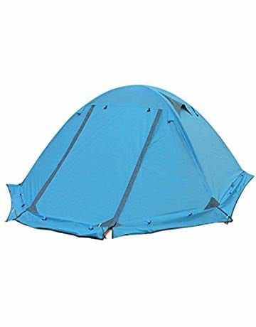 blue backpacking-tent