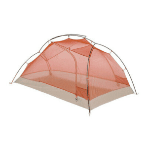 Big Agnes Copper Spur Platinum Tent: 2-Person 3-Season Gray/Orange, One Size