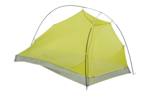Big Agnes Fly Creek HV 1 Carbon Tent Gray