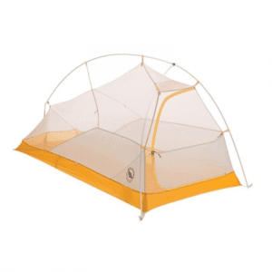 Big Agnes Fly Creek HV UL Tent Ash/Yellow 3 Person by Backwoods