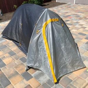 Big Agnes Fly Creek Ul2 Person Tent Ultralight 3 Season Mtn Glo Retail