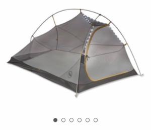 Big Agnes Flycreek Ul2 Hv Mtn Glo W/ Foot Print - Hiking & Camping
