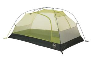 Big Agnes Manzanares HV SL 2 mtnGLO Tent - 2-Person 3-Season Gray-Green, One Size