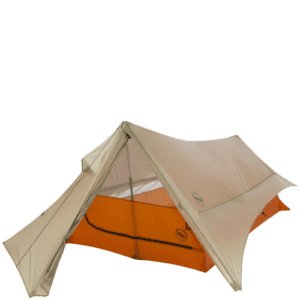 Big Agnes Scout Plus UL2 Tent (Gray/Gold)