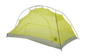 Big Agnes Tiger Wall 2 Carbon Tent: 2-Person 3-Season Gray, One Size