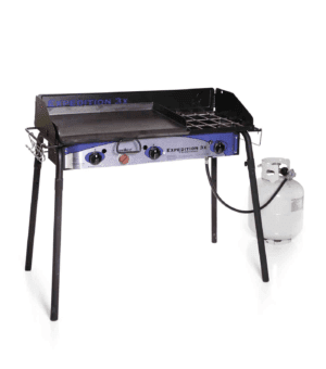 Camp Chef Expedition TB90LWG Gas Griddle with 3 Burners
