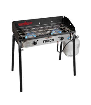 Camp Chef Yukon Two-Burner Portable Propane Stove