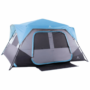 Camp Tent for 8 Person Pop Up Tent Portable Lightweight with Carry Bag for Outdoor Picnic Hiking Camping Beach