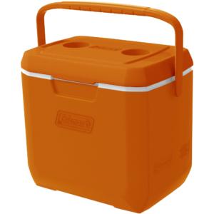 Coleman 28-Quart Xtreme 3 Cooler, Orange