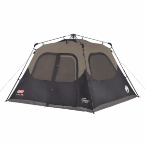 Coleman 6 Person Instant Tent with WeatherTec System - 10' x 9'