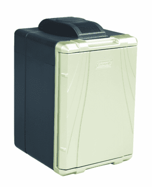 Coleman Cooler| 40-Quart Portable Cooler | Iceless Electric Cooler with cooling technology up to 40°F for Picnics, BBQs, camping, tailgates and