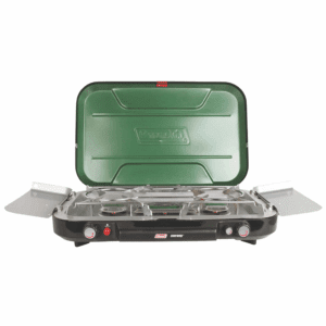 Coleman Eventemp 3-Burner Propane Camp Stove