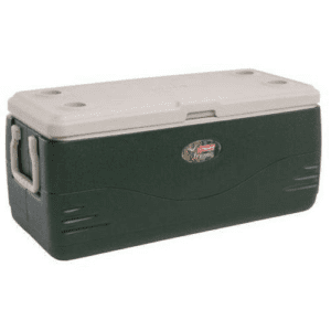 Coleman Xtreme 150-Quart Cooler - Green