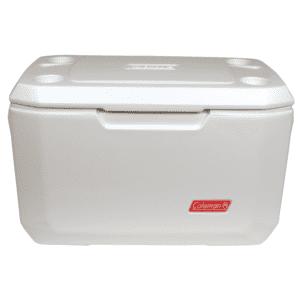 Coleman Xtreme 5 70-Quart Marine Cooler - White
