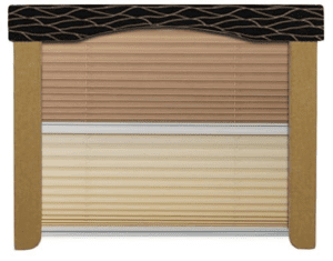 Custom RV Blinds Day / Night Shades