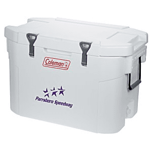 Customized Coolers | Coleman 85-Quart Super Cooler - White