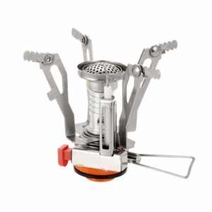 Etopar Folding Outdoor Picnic Gas Burner Portable Backpacking Camping Hiking Mini Stove 3000W Ignition Fishing Travel