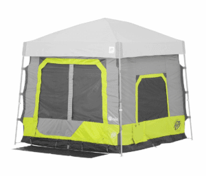 E-Z UP CC10ALLA Outdoor Camping Cube 5.4, Limeade