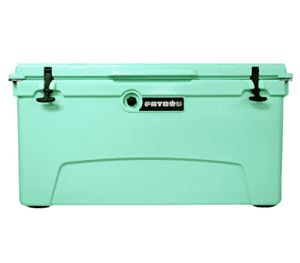 Fatboy 110QT Rotomolded Chest Ice Box Cooler Seafoam Green