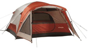 Field & Stream Wilderness Lodge 3 Person Tent, Red