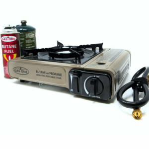 Gas One Butane or Propane Portable Gas Stove