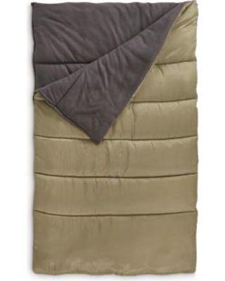 Guide Gear Fleece Lined Sleeping Bag -15 degreesF