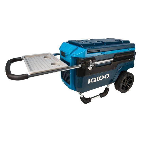 Igloo Trailmate Journey 70qt Cooler, Blue