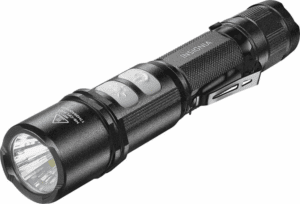 Insignia - Flashlight - LED - 5-mode