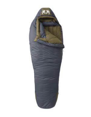 KUIU Super Down Sleeping Bag 30° in Phantom-Olive (Size Long)