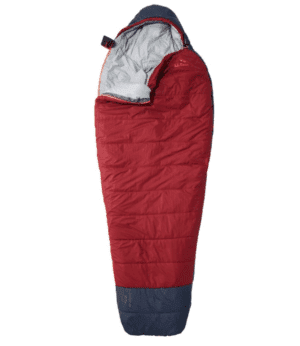 L.L.Bean Ultralight Sleeping Bag, 0° Mummy Multi Color | L.L.Bean