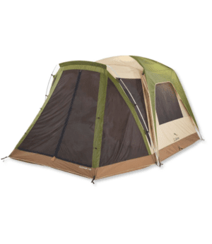 Northwoods Cabin Lodge Tent Tan | L.L.Bean