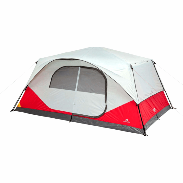 Outbound Tent | Instant Pop up Tent for Camping with Carry Bag and Rainfly | Perfect for Backpacking or The Beach | Dome & Cabin Tents, 5, 6, 8, and
