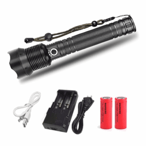 Ovanpa 2019 Most Powerful XHP70 Led Flashlight Usb Zoom Torch