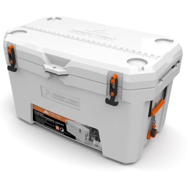 Ozark Trail 52 qt High Performance Cooler, White
