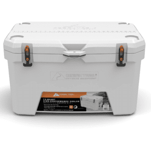 Ozark Trail 73-Quart High-Performance Cooler, White