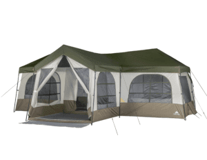 Ozark Trail Hazel Creek 12 Person Family House Tent