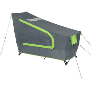 Ozark Trail Instant Tent Cot with Rainfly, Sleeps 1, Green