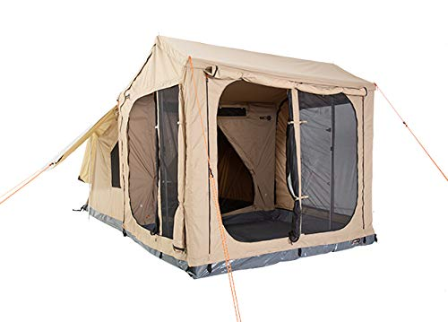 OzTent RX-5 Tent & Living Room & Floor