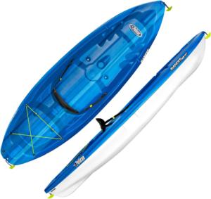 Pelican Bandit NXT 80 Kayak, Blue
