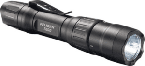 Pelican Ultracompact Tactical USB-Rechargeable Flashlight - Black