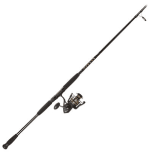 PENN Battle II Surf Rod and Reel Spinning Combo - 8'
