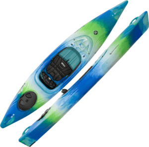 Perception Joyride 12 Kayak - 2019 Sunset, One Size