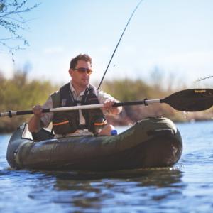 Sevylor Rio 1- Person Fishing Kayak