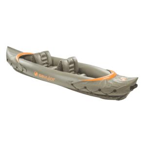 Sevylor Tahiti Fish/Hunt 2-Person Inflatable Kayak, Size: Sevylor Tahiti 2-Person Fishing Kayak, Green