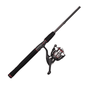 Shakespeare Ugly Stik GX2 Spinning Reel and Fishing Rod Combo, 7'