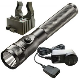 Streamlight Stinger C4 LED Rechargeable Flashlight - Black