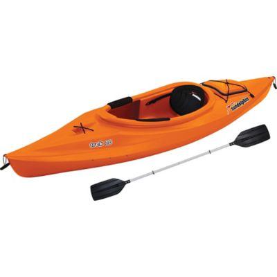 Sun dolphin trek 10 sit-in kayak